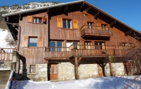 Grand  spacieux chalet familial 10 pers 5 chambres - Entremont
