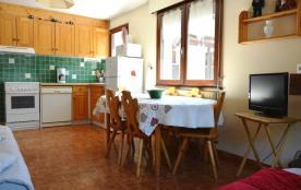 Le Grand Bornand 74 - Secteur Village - Résidence La Forclaz. Appartement 3 pièces Mezzanine - 49...