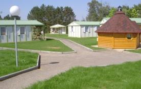 Camping du Centre de Loisirs, 134 emplacements, 31 locatifs