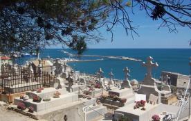 le cimétaire marin de Sète
