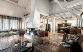 """Duplex contemporain classé 4* avec grande terrasse - """"Le 1818"""""""