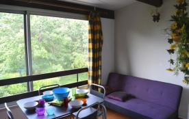 Résidence Le Hameau au Soleil - Appartement studio avec loggia vitrée de 28 m² environ pour 4 per...