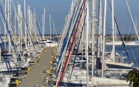 La marina à 250m de la maison