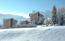 Résidence Les Chalets SuperD-BCF cabine