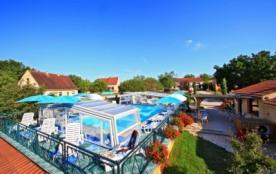 Gites piscine chauffée Dordogne proche de Sarlat - Orliaguet