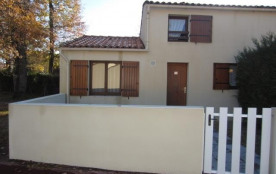 ST GEORGES DE DIDONNE, AGREABLE MAISON MITOYENNE EN RESIDENCE