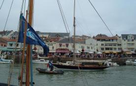 """Fête de la Mer, visite de """"Pen Duick"""""""
