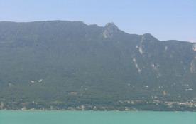 Lac d'Aix, grande villa avec jardin,12pers
