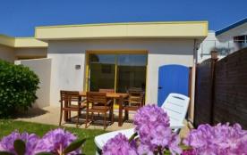 Villa T3 pour 6 personnes avec piscine partagée et plage à 150m à le Conquet
