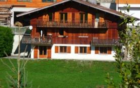 FLEUR DES ALPES -  4pièces + cabine + mezzanine 12 personnes