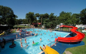 Camping Beringerzand, 375 emplacements, 14 locatifs