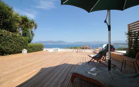 Villa Porticcio 90 M² en Corse au calme Vue Mer