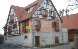 Gîtes centre Alsace