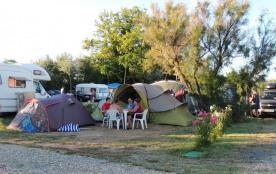 Camping La Pépinière, 38 emplacements, 29 locatifs