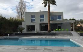 villa contemporaine de standing à Perpignan