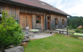 Gite Haut-Doubs dans ferme rénovée