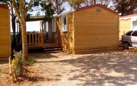 Camping Au Petit Port de l'Houmeau - Mh O'hara 3ch 6pers + Terrasse Semi-Couverte