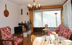 Appartement 3 pièces de 44 m² environ pour 6 personnes, la Résidence Le Belvédère est située dans...