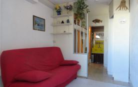 Appartement studio de 15 m² environ pour 2 personnes située en plein cœur de la station et à prox...