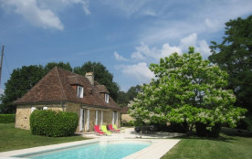 Vos Vacances en toute liberté au bord d'une eau à 28° - Rouffignac Saint Cernin de Reilhac