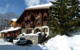 Appart 2p rez-de-chaussée chalet La Giettaz Savoie