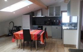 Appartement neuf F3 à 1,7km d'Agosta plage