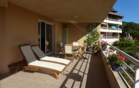 Appartement 2 pièces à 300 m de la plage d'Agosta