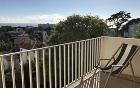 ROYAN PONTAILLAC : APPARTEMNENT avec vue mer - 3 chambres