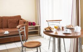 Résidence SPA de Rockroum - Appartement 4 personnes supérieur 1 chambre avec accès spa