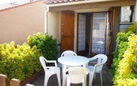 """villa mitoy studio/cabine """"NOUVEAU"""" 4 personnes PORT LEUCATE"""