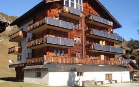 Appartement pour 2 personnes à Riederalp