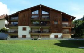 Résidence située au cœur du village, au calme, à 3 kms des stations de La Clusaz et du Grand-Born...