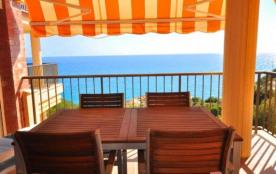 Cabo Palos, Cabo Palos - Bel appartement à Salou et avec un vue spectaculaire sur mer.