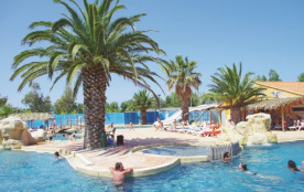 Camping Club Les Tamaris 4* - Cottage Méditerranée Confort TV - 2 chambres - 4/6 personnes