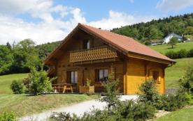 """""""Les Genêts"""" Chalet 3 étoiles, ambiance cocooning, proximité lacs, montagne et pistes de ski. - Basse-sur-l..."""