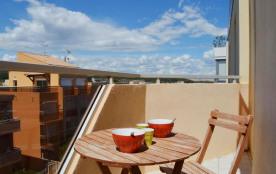 Narbonne Plage (11) - Quartier du Centre - Résidence les Terrasses du Levant. Appartement 2 pièce...
