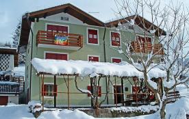 Appartement pour 2 personnes à Fiera di Primiero