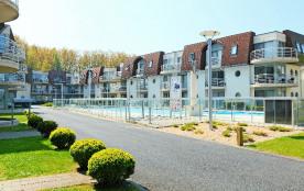 Appartement pour 2 personnes à Bredene