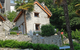 Maison pour 1 personnes à Brione sopra Minusio