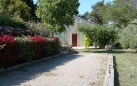Gîtes de France La Bartavelle - Jolie maison ancienne restaurée, indépendante, de style provençal...