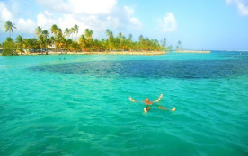 magnifique plage de sainte anne