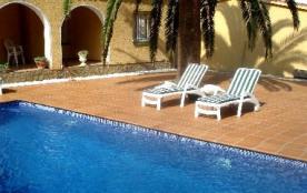 Jolie maison avec piscine - REF 89