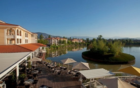 Mimozas Resort Cannes - vue lac ou golf