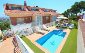 Villa Mirador, Villa Mirador - Belle maison de 6 chambres avec piscine privée situé à La Pineda a...