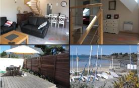 location Maison Neuve Bord de mer 8 personnes Bretagne