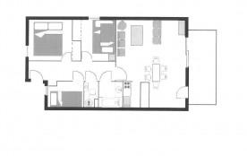 Appartement 4 pièces 7 personnes (09R)