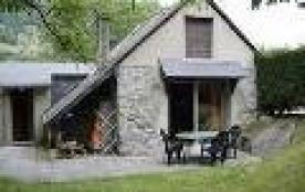Maison- chalet en pierre,  exposition plein sud,  vue sur montagne