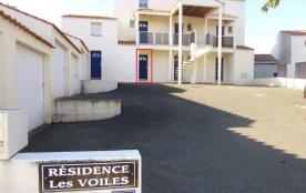 Studio + alcôve de 23 m² environ pour 4 personnes située dans la quartier calme du Golf, la résid...