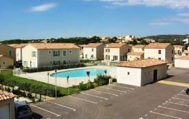 Narbonne Plage (11) - Quartier du Centre - Résidence les Grandes Bleues II. Appartement 3 pièces ...