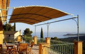 Villa avec piscine et vue mer La Croix Valmer/ Proche de la Baie de Cavalaire F164